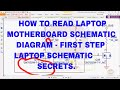 How to Read Laptop Motherboard Schematic Diagram- Secret Point