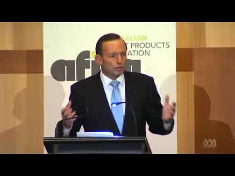 Tony Abbott says Australia has 'too much locked up forest'   ABC News Australian Broadcasting Corpor