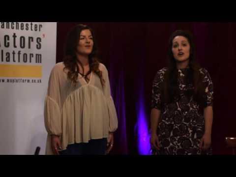 LeonieMarie Richardson & Carrie Louise Charleston  Flight