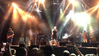 Echo and The Bunnymen - The Cutter . Live at Vilar de Mouros festival 2016