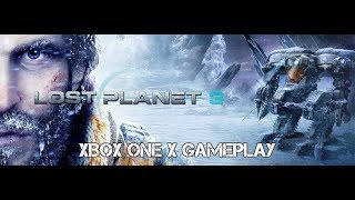 Lost Planet 3 - Xbox One X Backwards Compatible Gameplay