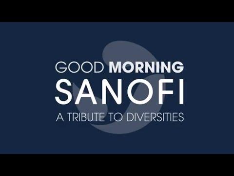 "Sanofi – Diversity - ""Good Morning Sanofi"""