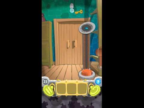 100 Doors Cartoon level 39