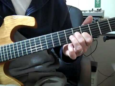 Fire on the Mountain double stop theme guitar lesson