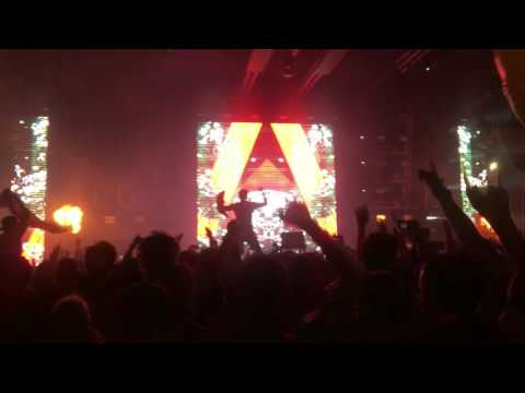 "Axwell ""Dark River"" @ Axtone Stage , Tomorrowland 2016"