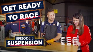 Servicing The Suspension On A Red Bull MotoGP™ Rookies Cup Race Bike  | Get Ready to Race #3