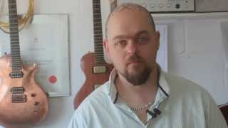 How To Build A Guitar - Luthiers Tip 1 Custom Fitting A Standard Hard Case
