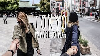 Travel Diary: Places to Visit In Tokyo