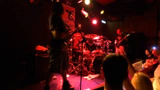 Dying Fetus @ Ritmo & Compas - Madrid - Justifiable Homicide - Fornication Terrorists