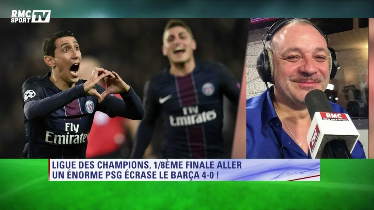 Hermel : ''Il y a du respect pour le PSG en Espagne''