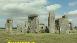 STONEHENGE. STONES OF MYSTERY, ENGLAND