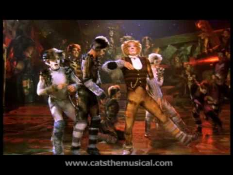 Skimbleshanks The Railway Cat - part one. HD, from Cats the Musical - the film