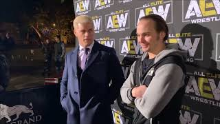 Cody Rhodes & Nick Jackson On KENNY OMEGA TO AEW, AAA, Double Or Nothing!