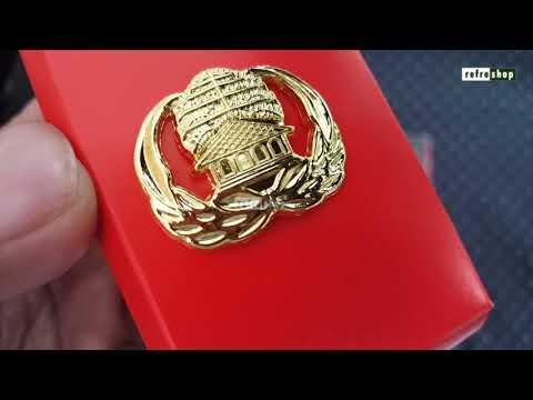 Review Pin Korpri Magnet Elegan KRPN2503AHM Berkualitas Refreshop