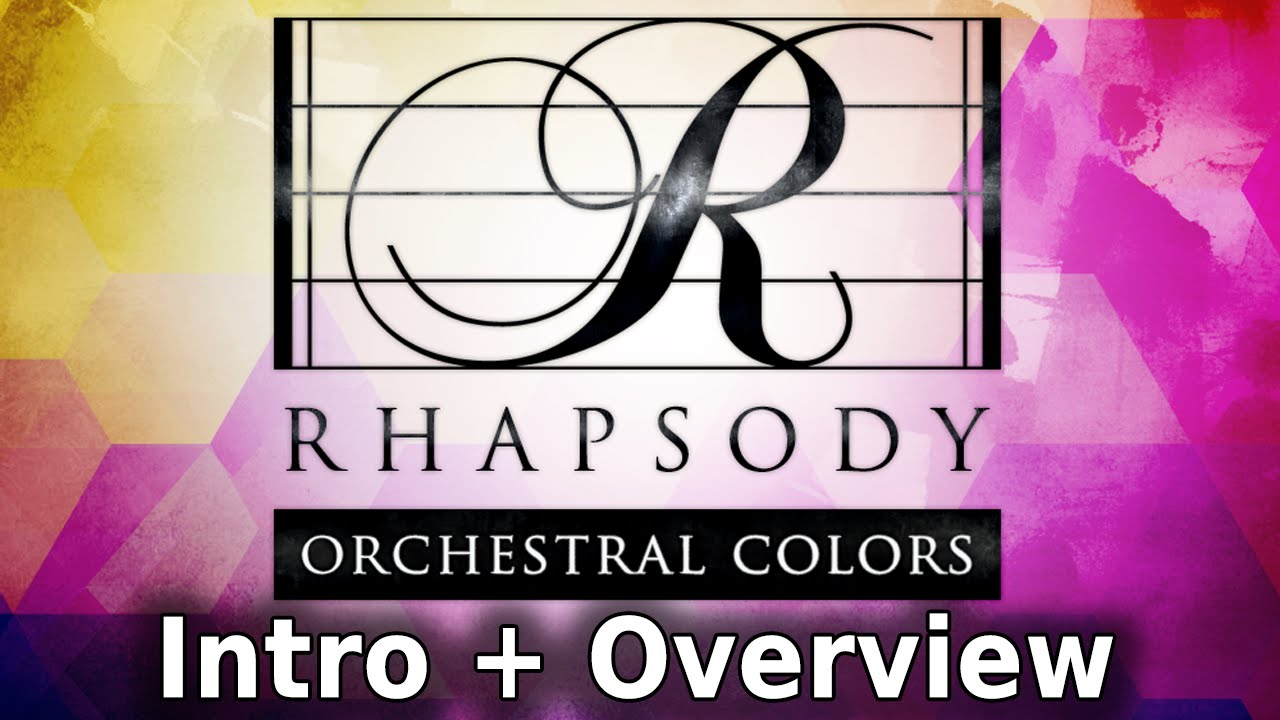 Rhapsody: Orchestral Colors by Impact Soundworks (VST, AU, AAX)