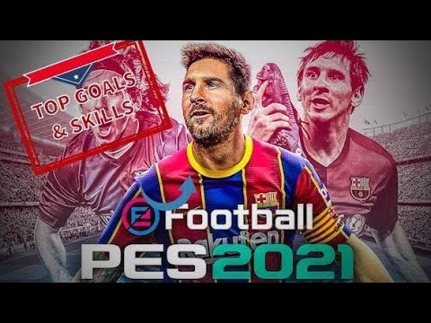 PES 2021 : Lionel MESSI iconic performances | HD