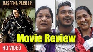 Haseena Parkar Public Review | Shraddha Kapoor, Siddhanth Kapoor, Ankur Bhatia | Movie Review