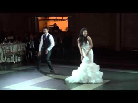 Wedding Surprise First Dance, Bick & James, Dec 14, 2013
