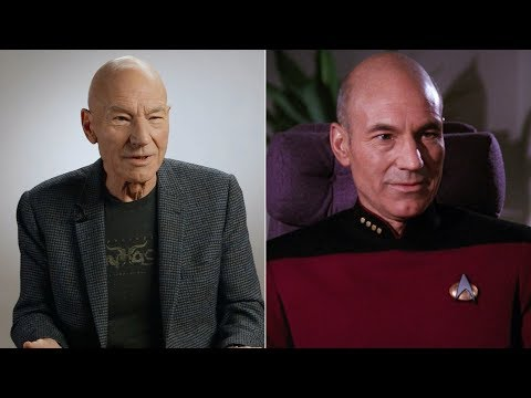 Patrick Stewart didn't think Star Trek: The Next Generation was going to last