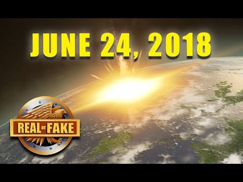 Scuba Steve - Is June 24, 2018 The LAST DAY ON EARTH?!?