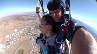 SLV Daily Video Oct 11, 2011 - Skydive Las Vegas