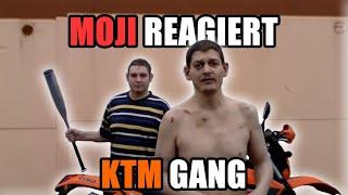 MOJI REAGIERT AUF KTM GANG UND ROLLER-ROLF | Stream Ausschnitt