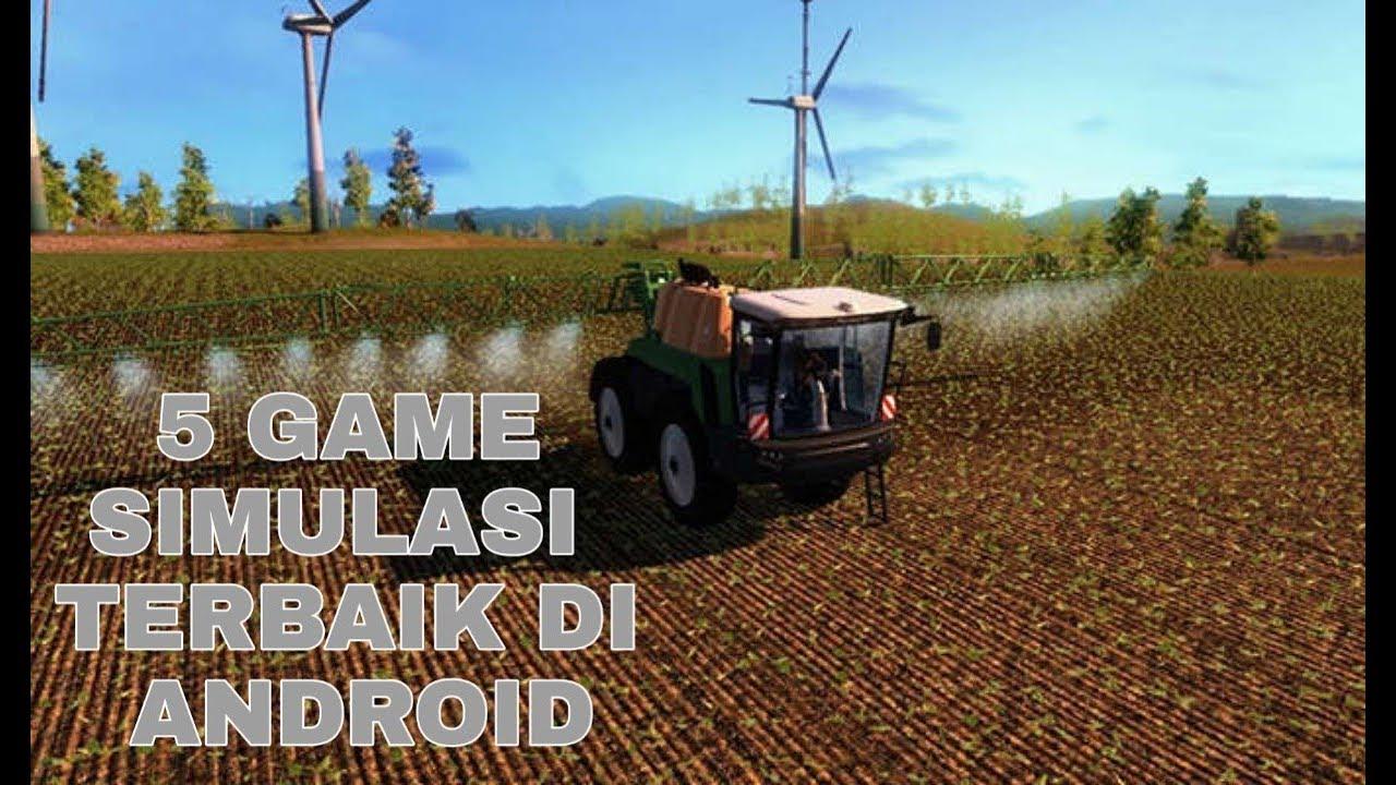 Game Online Simulasi