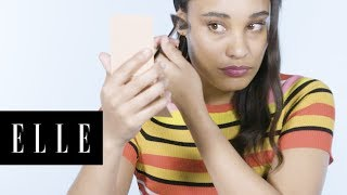 Which Highlighter is Best? Fenty Beauty vs. KKW Beauty vs. Kylie Cosmetics | ELLE