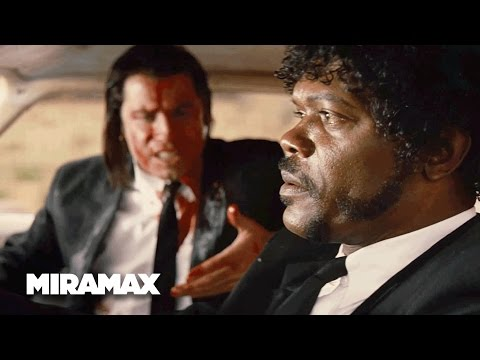 Pulp Fiction | 'Marvin' (HD) - John Travolta, Samuel L. Jackson | MIRAMAX