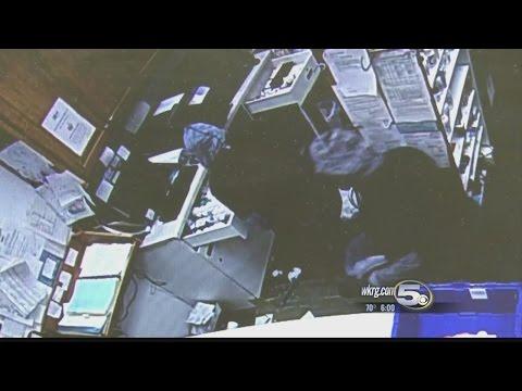 Pharmacy Burglaries Crackdown
