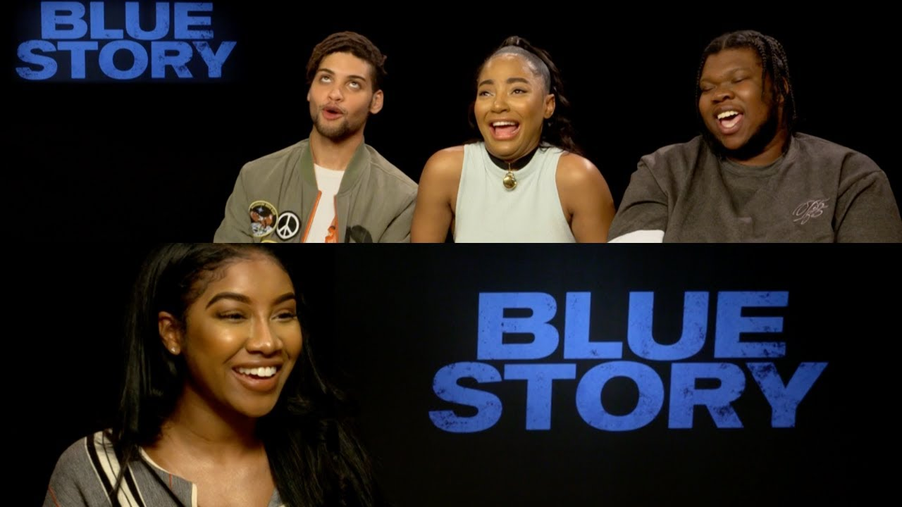 Blue Story | Truth Behind Karla's Character, Bonding, Favourite Scenes & more | @MLavontelle