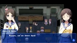 Corpse Party [PSP] Walkthrough part 1