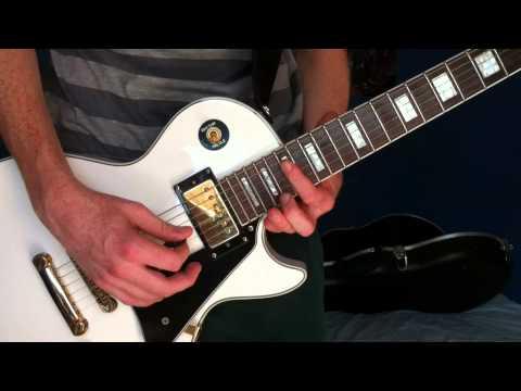 Chelsea Grin  Elysium  Guitar   HD