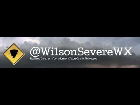 WilsonSevereWX Tennessee Live Stream
