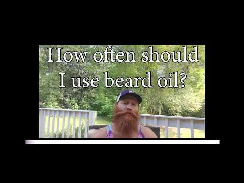 Beard oil questions answered - FAQ