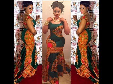Latest Nigerian Ankara Styles and Fashion Design For Girls & Women