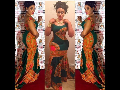 Latest Nigerian Ankara Styles and Fashion Design For Girls & Women