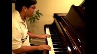 Born For You - David Pomeranz (piano cover) By CJ Pineda