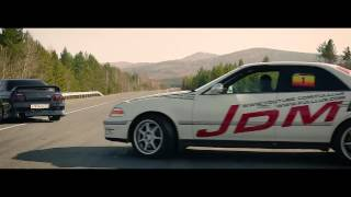 Тест драйв Nissan skyline GT R-r32