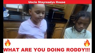 Good Morning Buss Down Dancing - Wait till you see this!!! - Uncle Stayreadys House