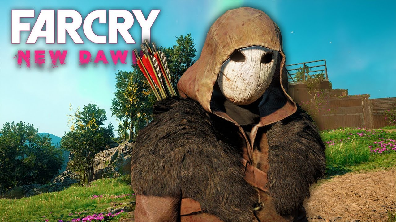 Far Cry New Dawn A Day Out With The Judge Far Cry New Dawn Free Roam 4 Youtube