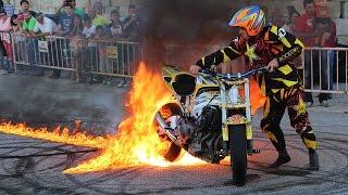 Download Paulo Martinho | Moto Freestyle | Quemando Rueda [Burnout] | [ Tire 1000 degree ] | BOTICAS Mp3 and Videos