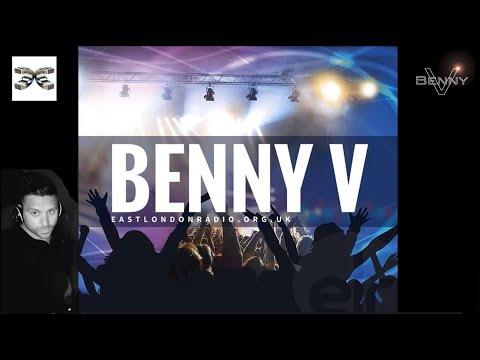 Benny V - East London Radio - Musical DnB - 22.11.17