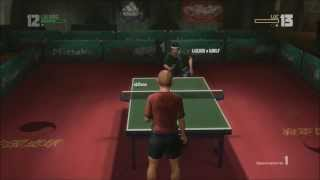 Rockstar Table Tennis - Yes... Table Tennis Round 3