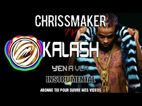 Kalash - Yen a vla - Instrumental Beat Maschine