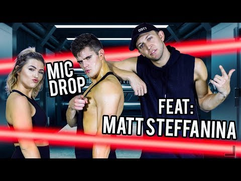 MIC Drop - BTS | Caleb Marshall x Matt Steffanina | Cardio Concert