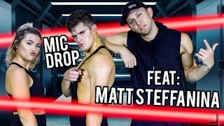 MIC Drop - BTS | Caleb Marshall x Matt Steffanina | Dance Workout