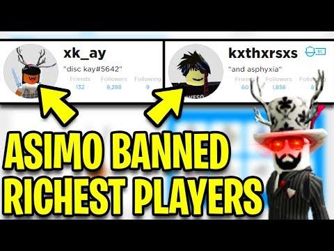 ASIMO3089 *BANNED* The RICHEST Jailbreak Players!! (Jailbreak Conspiracy) | Roblox Jailbreak