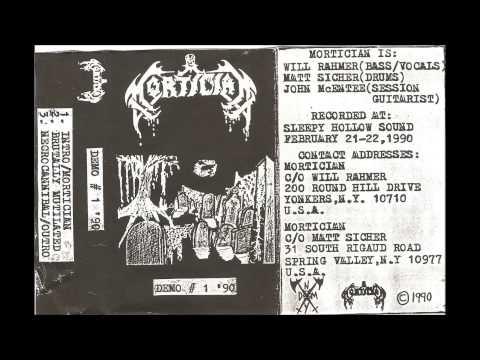 MORTICIAN- Demo 1990 [FULL Demo] thumb