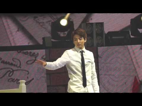 150829 BTS The red bullet in Hong Kong - Just one day (Jungkook focus)